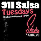 911 Salsa Tuesdays With /Dj Cachete