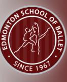 Edmonton School Of Ballet