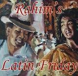 Rahim's Salsa Fridays