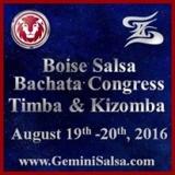 Boise Salsa Bachata Congress
