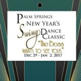 Palm Springs New Year's Swing Dance Classic