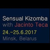 Sensual Kizomba with Jacinto Teca