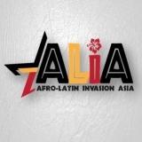 Afro-Latin Invasion Asia