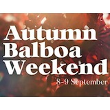 Edinbop's Autumn Balboa Weekend