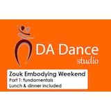 Zouk Embodying Weekend Fundamentals Part 1