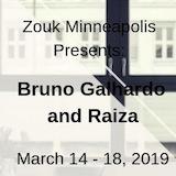 Zouk Minneapolis Presents Bruno & Raiza Weekender