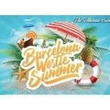 Barcelona Westie Summer