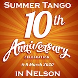 Summer Tango in Nelson