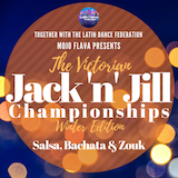 The Victorian Jack & Jill Championships - WINTER EDITION