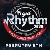 Project Rhythm Street Dance Workshop