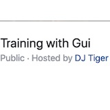 Training with Gui part 2