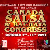 Canada Salsa and Bachata Congress Virtual