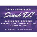 Swouk DC Halloween &  5-Year Anniversary Party