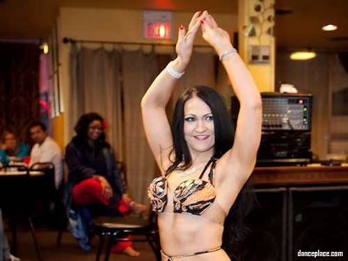 Atlanta Belly Dancer Suzanne
