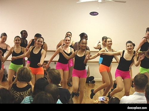 Ann Moody Sill Dance Studio