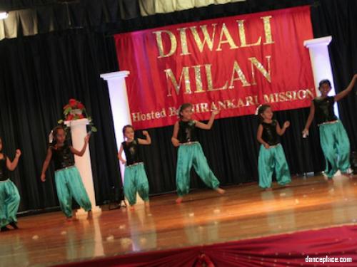 Bollywood Rhythms