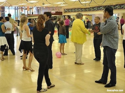 Ballroom Dance Studio