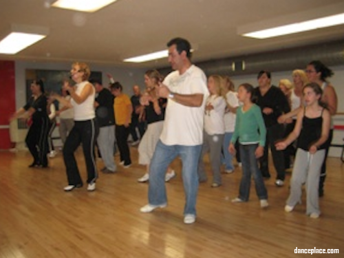 Vicky Fields Dance at DanzArtz Studio