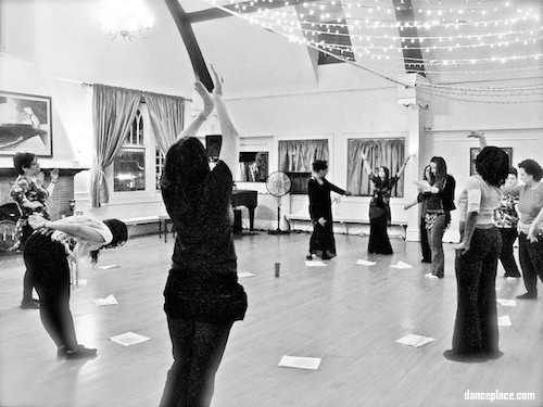 Belly Dance by Najia @ Healing Touch