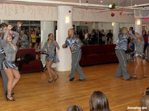 Santo Rico Dance School