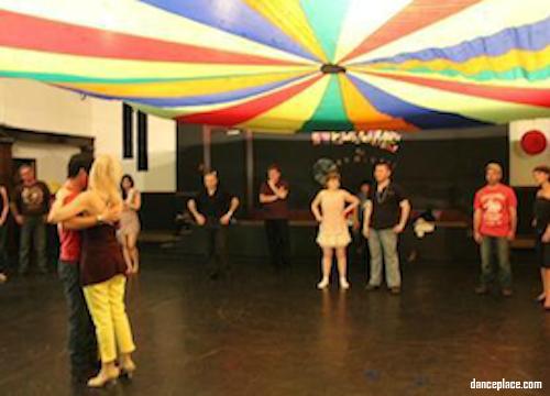 Dancehall With Winnipeg Dance Co-op