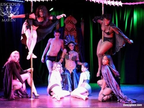 Luscious Maven Pole Dance Studio