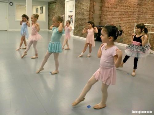 The Ballet Club