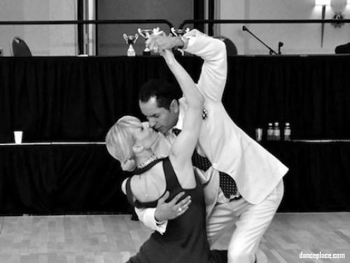 Tango with Marcos Questas & Ruta Maria