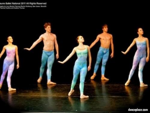 Le Jeune Ballet National