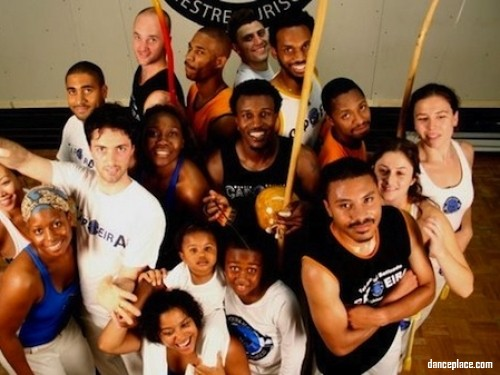 The Capoeira Spot