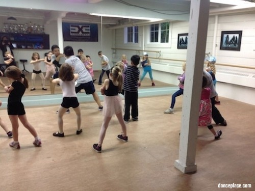 Expressive Dance Studio