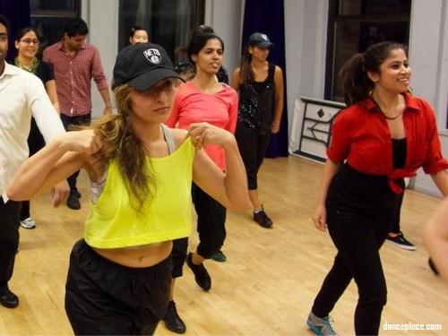 Bollywood Funk NYC Dance School