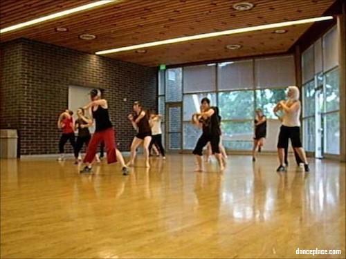 Surrender Dance