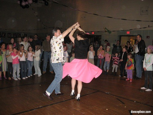 Two Right Feet Dance
