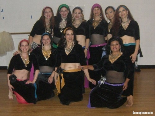 Monica Raqs: Middle Eastern Belly Dance