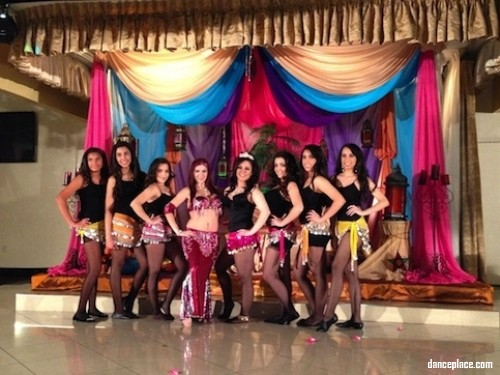 Miami Belly Dance Performances by Shayna