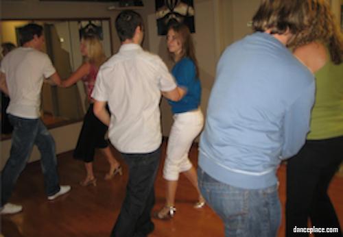 Hot Salsa Dance Zone