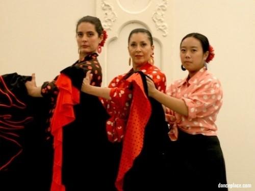 Flamenco Gitana