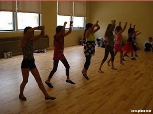 Dancing Kids Dance Studio San Diego