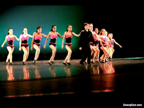 Dance Theatre International DTI