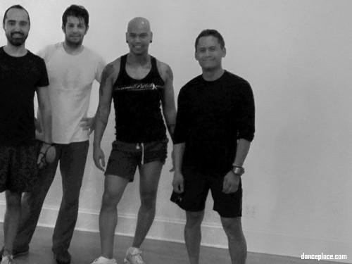 Dennis Pasamba Dance @ Fitness Studio