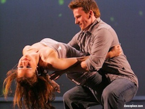 Myles Munroe and Tessa Cunningham