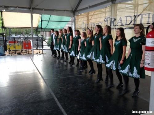 Rinceoiri Don Spraoi Irish Dancers