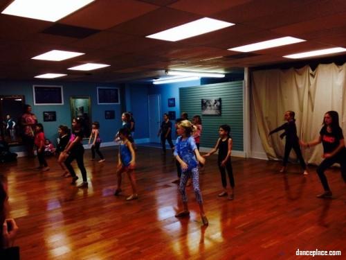 Dance Moves of Charleston
