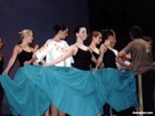 Mark Spivak's Instute & Dance Extension