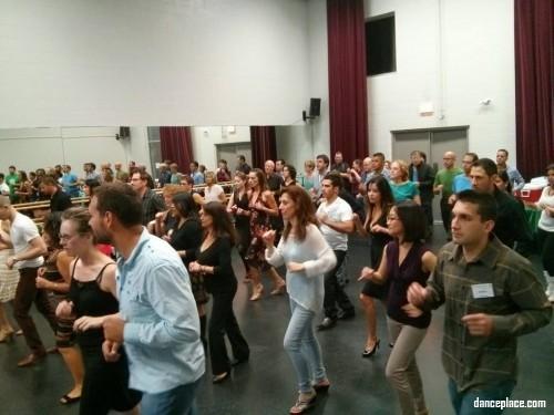 Salsa & Latin Dance Nights