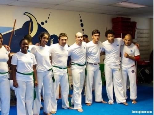 Miami Capoeira Sol e Lua