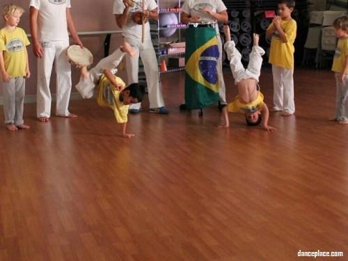 Corpus Christi Brazilian Capoeira