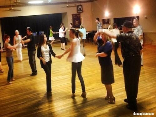 Ballroom In Motion