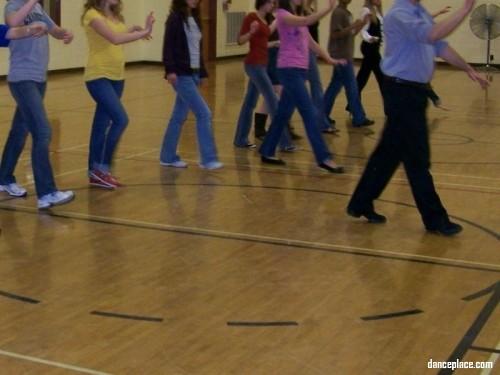 Ohio Ballroom: Swing Step and Sway